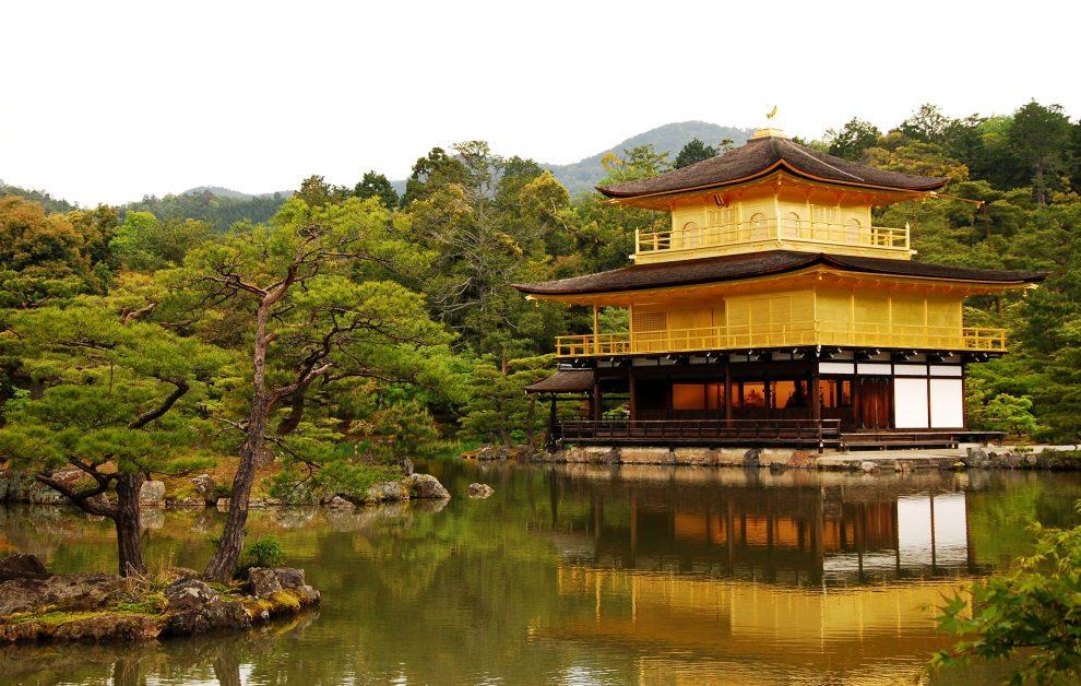 Kinkaku-ji temple